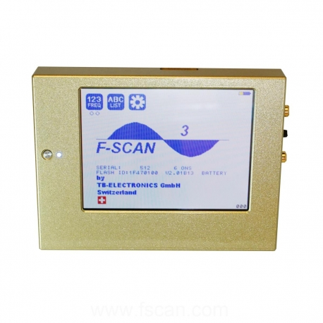 F-SCAN3 GOLD EDITION