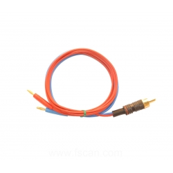 Cable CINCH to 2x2mm