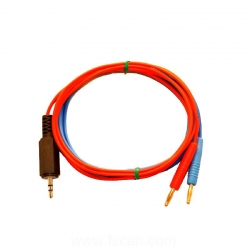 Cable 2.5mm to 2x2mm