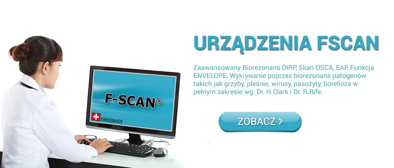 Biorezonans F-Scan